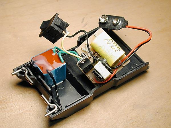 Awe Inspiring Elite Force Flashlight Taser Wiring Diagram Wiring 101 Breceaxxcnl